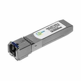 Системы Умный дом - Модуль SFP SNR-SFP-W35-3-I WDM 3км 1550nm, SC коннектор, 0