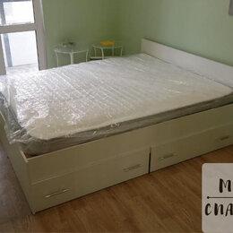 Кровати - Кровать 160х200 с матрасом , 0