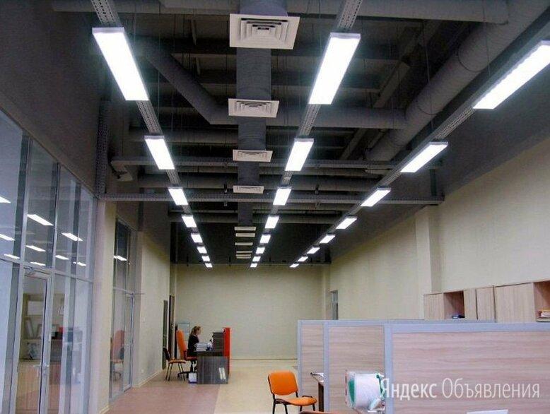 Светодиодный светильник линейный LED по цене 1500₽ - Настенно-потолочные светильники, фото 0
