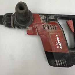 Отбойные молотки - Отбойный молоток Hilti te 500, 0