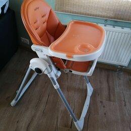 Стульчики для кормления - Стульчик для кормления Peg Perego Prima Pappa Zero3 оранжевый, 0