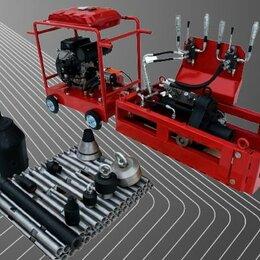 Грузоподъемное оборудование - Оборудование установка прокола грунта теребро T20R / гнб / гнп, 0