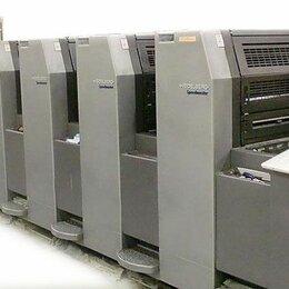 Печатники - Печатник офсетной печати на Heidelberg SM-52LX, 0