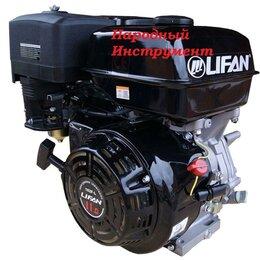 Двигатели - Бензиновый двигатель lifan 182F L 11,0 л.с. 182FL, 0