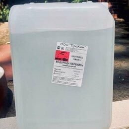 Химические средства - Перекись водорода 37% для бассейна , 0