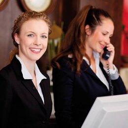 Обслуживающий персонал - Ночной администратор в отель, 0