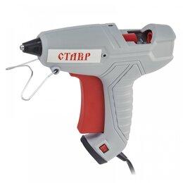 Клеевые пистолеты - СТАВР Пистолет клеевой ПК-11/200 Вт. стержни 11*100 мм. СТАВР, 0