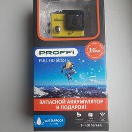Экшн-камеры - Экшн-камера Proffi PM0349 Full HD 60FPS, 0