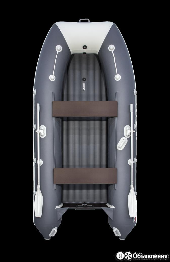Лодка Таймень LX 3600 НДНД графит светло/серый по цене 48070₽ - Надувные, разборные и гребные суда, фото 0