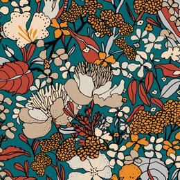 Обои - Обои AS Creation Floral Impression 37756-2 .53x10.05, 0