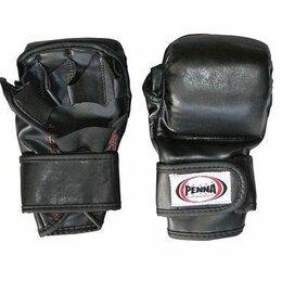 Перчатки для единоборств - Перчатки таэквондо PENNA Черный, 0