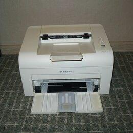 Принтеры, сканеры и МФУ - Лазерный ч-б Samsung ML-2015 б-у очень мало., 0