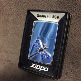 """Пепельницы и зажигалки - Зажигалка бензиновАя """"zippo"""", 0"""