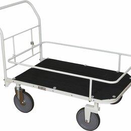 Оборудование и мебель для медучреждений - Грузовая медицинская тележка, 0