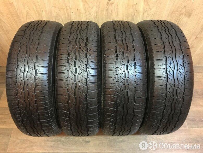 Резина летняя 225/65/R17 Bridgestone Dueler по цене 10500₽ - Шины, диски и комплектующие, фото 0