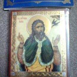 Иконы - Икона пророк. илия софрино, 0