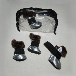 Одежда и обувь - обувь мягкие сапожки для собаки ботиночки, 0
