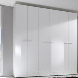 Шкафы, стенки, гарнитуры - ВЫГОДНО !  Шкаф глянец  ш. 2400 НОВЫЙ, 0