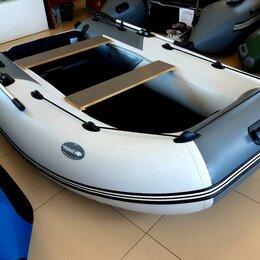 Надувные, разборные и гребные суда - Лодка пвх Пиранья 300 Q5 SLX слань, 0