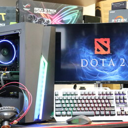 Настольные компьютеры - Fortnite Ryzen 3 3100 GTX 1650 Super 4GB 16GB RAM 240 GB NEW, 0