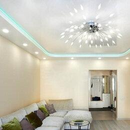 Потолки и комплектующие - Натяжной потолок для зала в рассрочку, 0