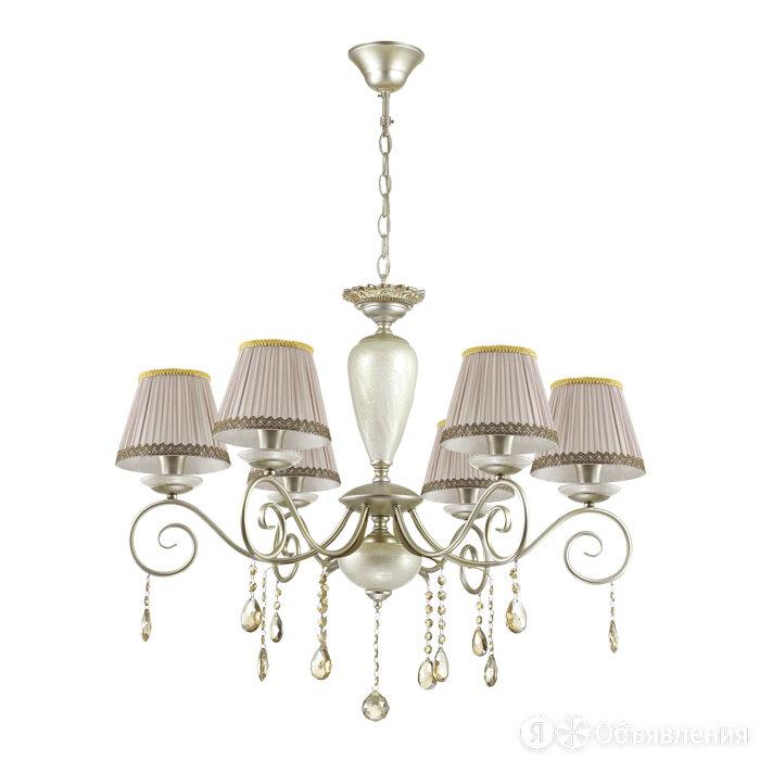 Люстра подвесная 3924/6 CLASSIC по цене 12080₽ - Люстры и потолочные светильники, фото 0