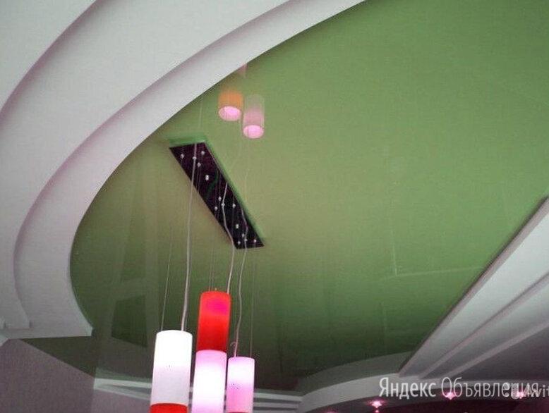 Натяжные потолки по цене 180₽ - Потолки и комплектующие, фото 0