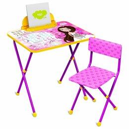 Столы и столики - Комплект детской мебели Маленькая принцесса, 0