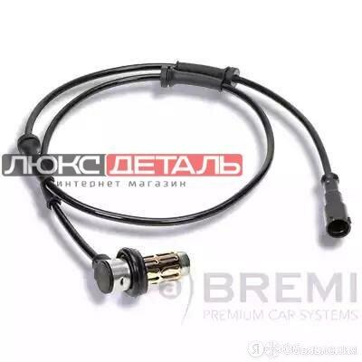 BREMI 50468 Датчик вращения колеса ABS  по цене 1938₽ - Мото- и электротранспорт, фото 0