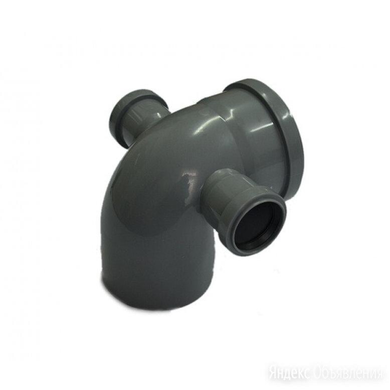 Отвод LAMMIN Lm35041250902 по цене 235₽ - Водопроводные трубы и фитинги, фото 0