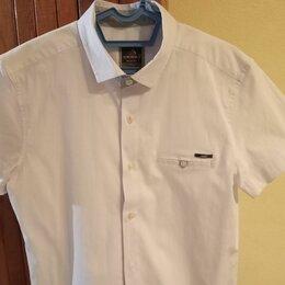 Рубашки - Рубашка для мальчиков школьные., 0