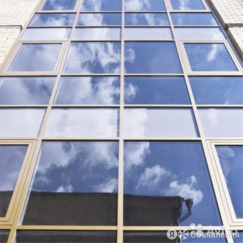 Фасадное остекление по цене 12800₽ - Окна, фото 0