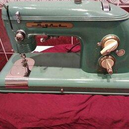 Швейные машины - Швейная машинка тула с электроприводом, 0