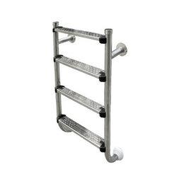 Лестницы и поручни - Лестница Aquaviva BHL415-SR (4 ступ.), 0