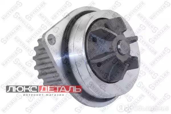 STELLOX 45270003SX 4527-0003-SX_помпа\ Peugeot 106/206/307, Citroen Xsara 1.6... по цене 1025₽ - Отопление и кондиционирование , фото 0