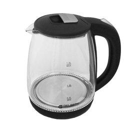 Электрочайники и термопоты - Чайник электрический Gelberk GL-399, 0