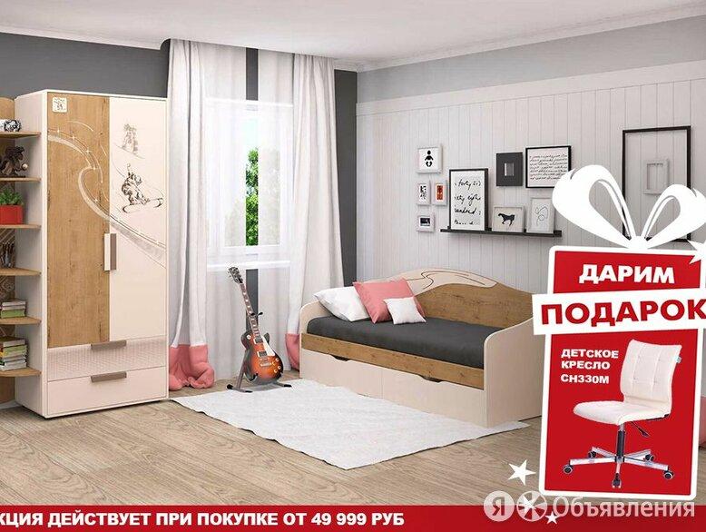 """Набор мебели для детской """"Фристайл 21"""" по цене 67515₽ - Кровати, фото 0"""