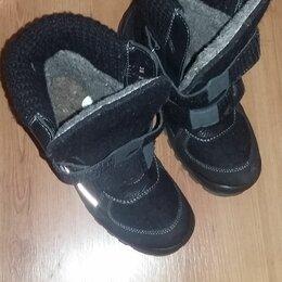 Сапоги, полусапоги - Зимняя обувь для мальчиков, 0
