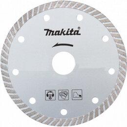 Диски отрезные - Диск алмазный турбо по граниту 230х22.2 мм makita b-28070, 0