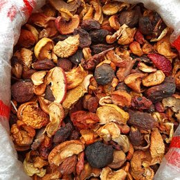 Продукты - Компотная смесь Высший сорт, Таджикистан, 0