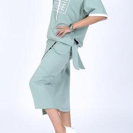 Спортивные костюмы и форма - Костюм спортивный подростковый для девочки. Цвет хаки. Stillini™, 0