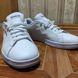 Кроссовки и кеды - Кеды Reebok royal, оригинал, белые, 43 размер, 0