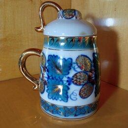 Посуда - Кружка-бокал пивная из 1960-х Коростень, 0