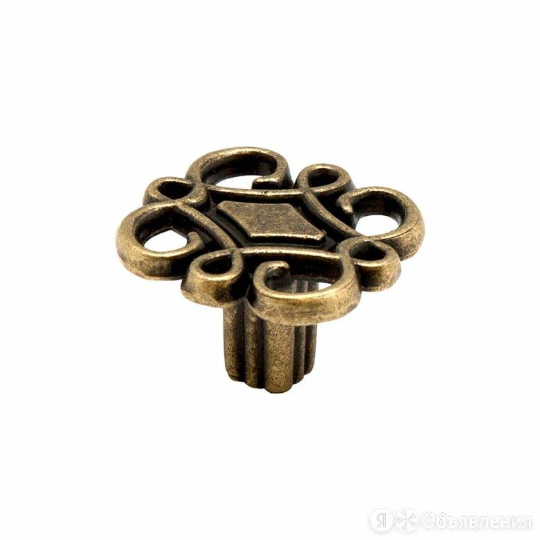 Ручка-кнопка Kerron RK-078 OAB по цене 124₽ - Ручки дверные, фото 0