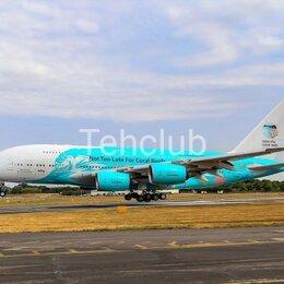 Самолеты - Самолет Airbus A380-800 (продажа\аренда), 2008 г., 0