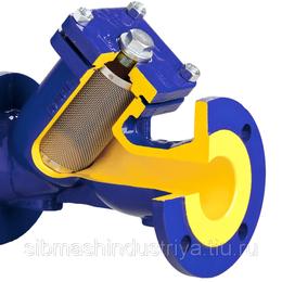Краны для воды - Фильтры магнитные фланцевые (ФМФ), 0