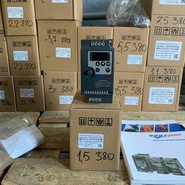 Преобразователи частоты - Преобразователь частоты INNOVERT isd152m43b mini 1,5кВт 380В трёхфазный, 0