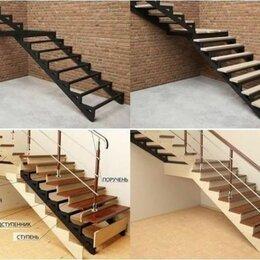 Лестницы и элементы лестниц - Металлокаркас лестницы, 0