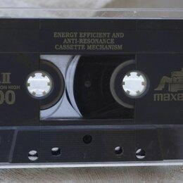 Музыкальные CD и аудиокассеты - MAXELL & BASF, 0