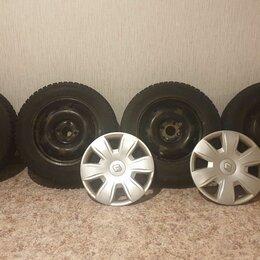 Шины, диски и комплектующие - Колеса в сборе зима (Диски+Шины) 185/65R15, 0